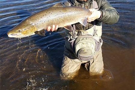 Рыбалка в Исландии