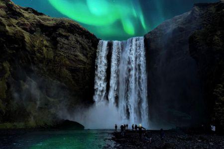 Необыкновенная Исландия