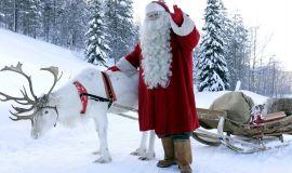 Йоулупуккі – фінський Санта-Клаус?