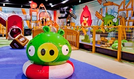 Парк розваг Angry Birds