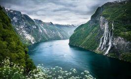 Фьорди Норвегії