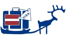 Латвийская виза
