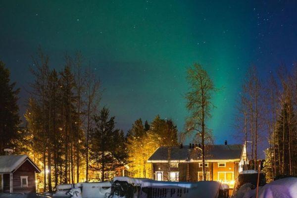 Корпоративний тур до Лапландії