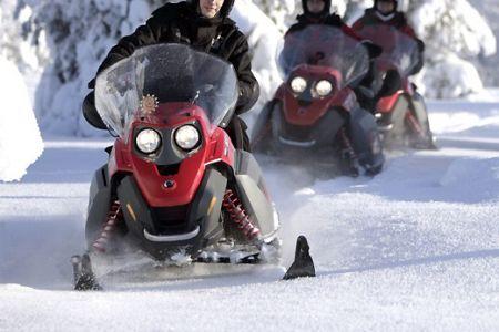 Зимние каникулы в Леви