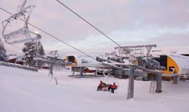 Когда в Финляндии лыжные каникулы?