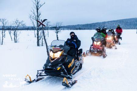 Корпоративный тур в Лапландию