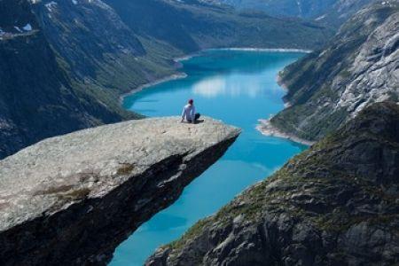 Автобусный тур в Норвегию на Язык Тролля