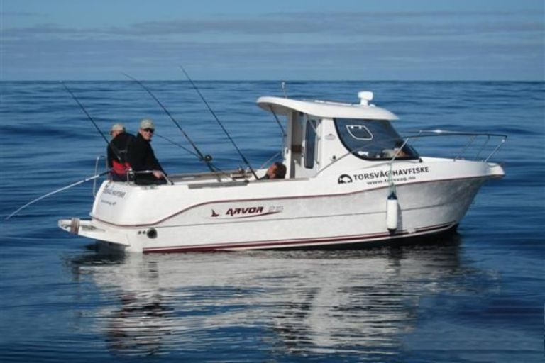 Риболовля на Півночі Норвегії (Торсваг)