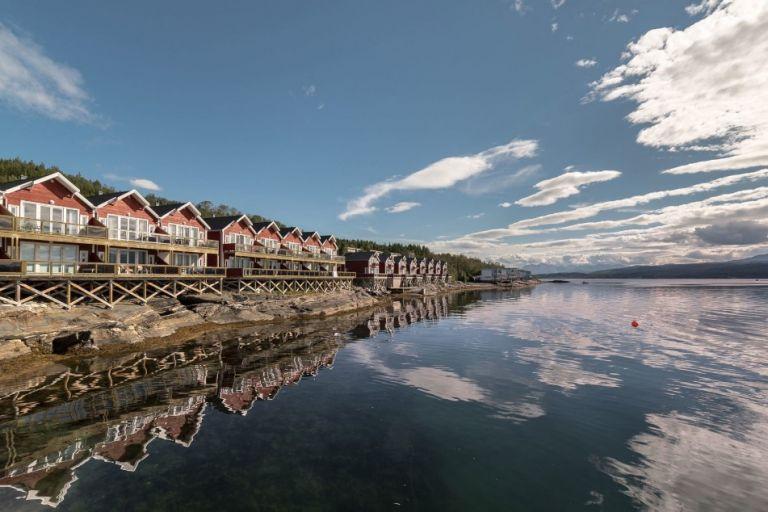 Риболовля на фьорді Маланген (північна Норвегія)