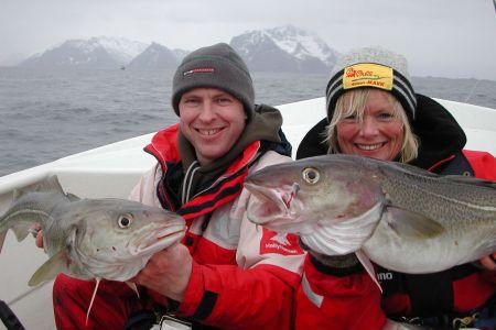 Рыбалка на Лофотенских островах (Хеннингсвер)