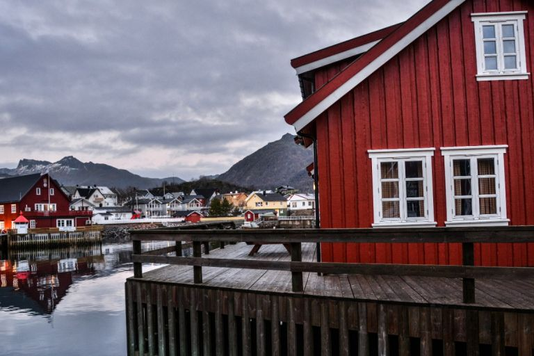 Різдво в Норвегії
