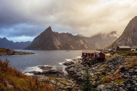 Загадочная Норвегия