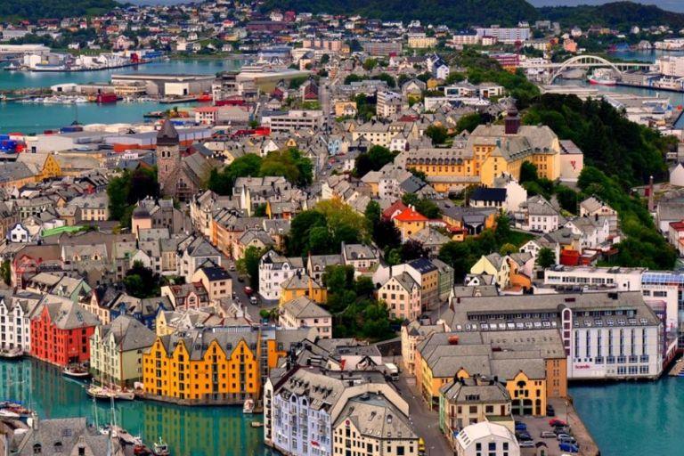Круиз к норвежским фьордам из Гамбурга