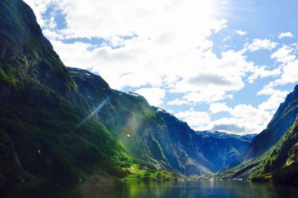Авиатур по Скандинавии и Согне-фьорд