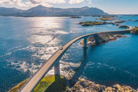 Великий Автотур по Норвегії