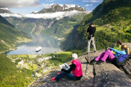 Корпоративный мини-тур в Норвегию