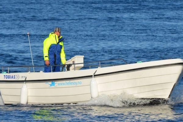 Рыбалка в районе Бергена