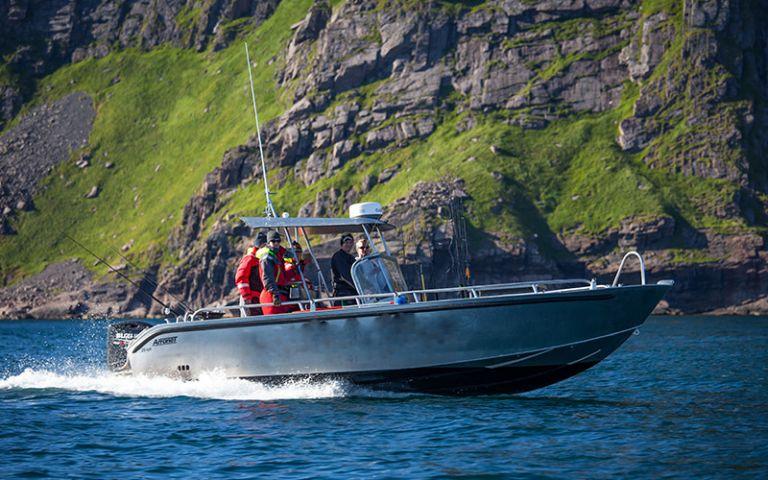 Рибалка на Лофотенських островах