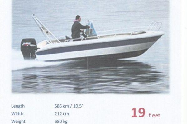 Риболовля в районі Бергена (Наутнес)