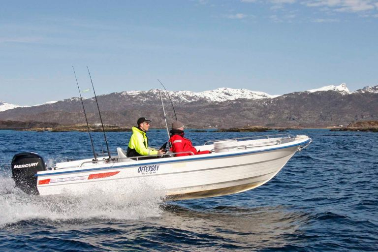 Рыбалка на Лофотенских островах