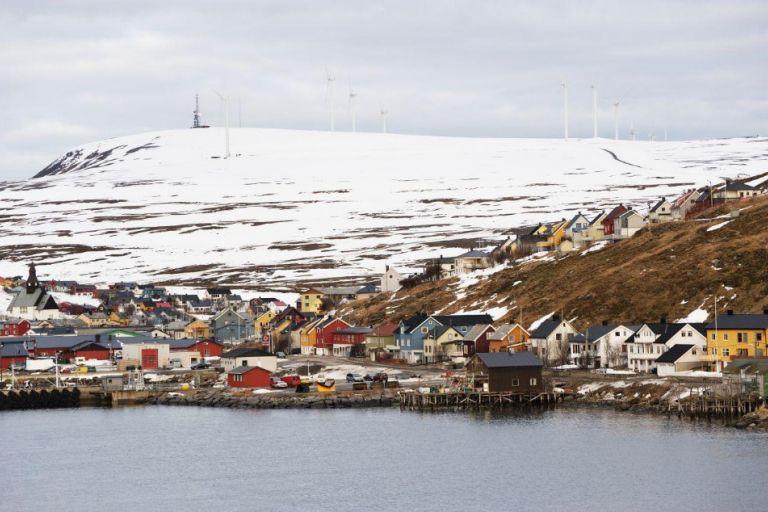 Риболовля в північній Норвегії (Хавойсунд)
