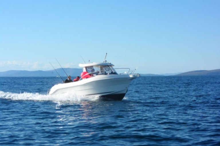 Рыбалка в северной Норвегии (Хавойсунд)