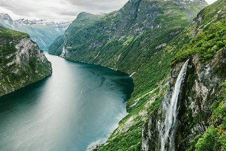 Автобусний тур по Скандинавії та фіордах Норвегії