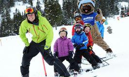 Как кататься на лыжах в скандинавском стиле?
