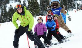 Як кататися на лижах у скандинавському стилі?