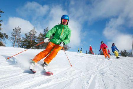 Гірськолижний тур в Леві на Новий рік