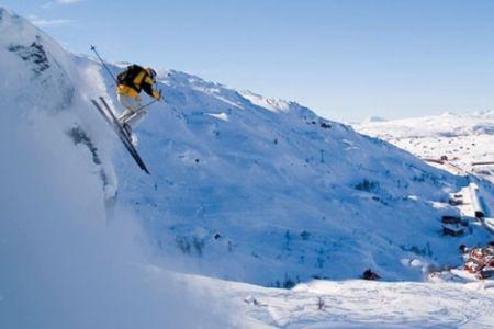 Тур на горнолыжный курорт Риксгрансен