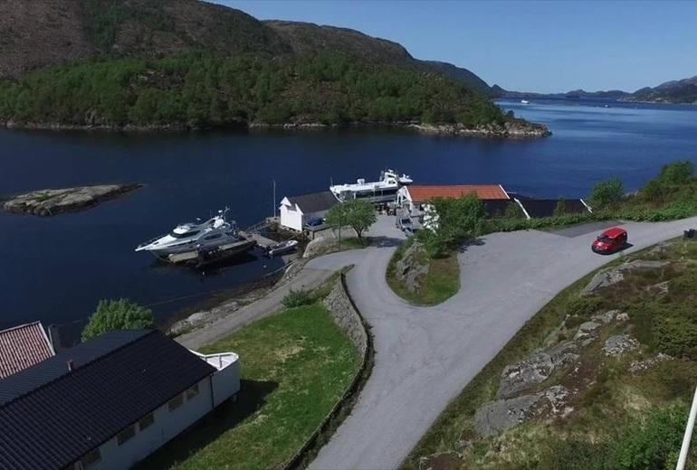 Дайвинг тур по затонувшим кораблях в Норвегии