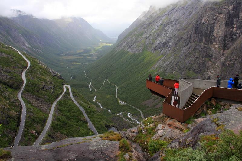 Топ-10 мест Норвегии