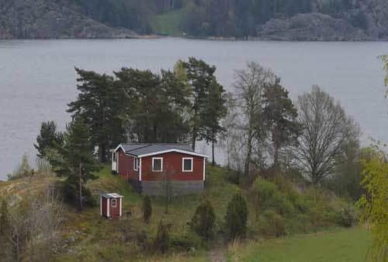 Рибалка в Швеції на базі Люськон біля Норрчепінга