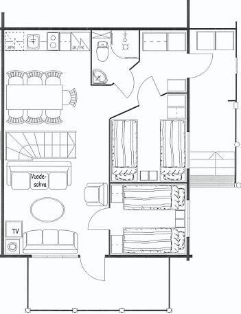 Aarakka 5 (47 m²)