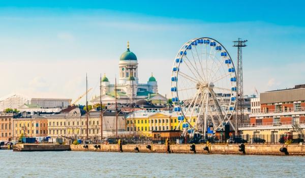 Гранд круиз по Балтийскому морю