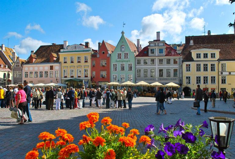 Автобусний тур в Прибалтику і Стокгольм