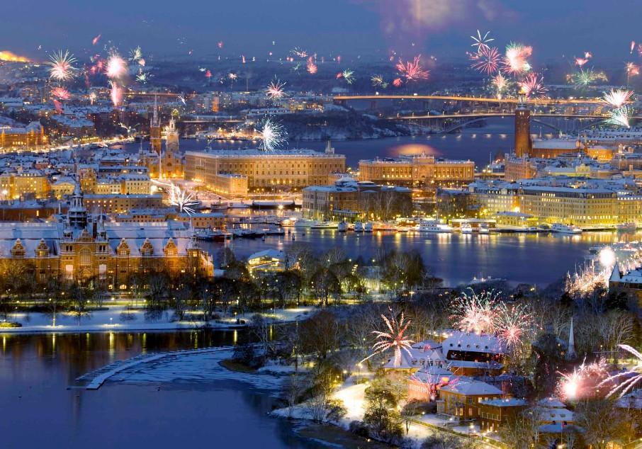 Куда поехать на Новый год