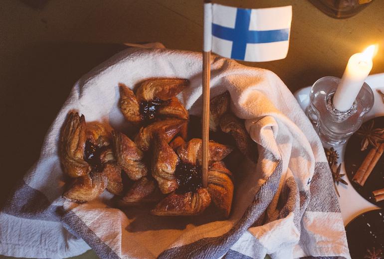 Традиционная кухня Финской Лапландии