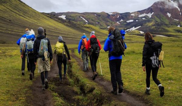 Похід по Ісландії 7 днів