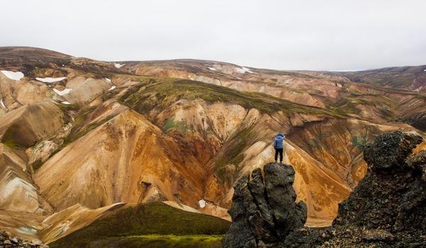 Похід по Ісландії 9 днів