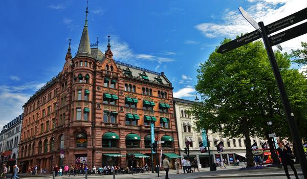 Похід по Норвегії 10 днів