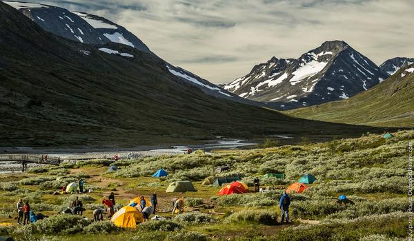 Поход по Норвегии 10 дней