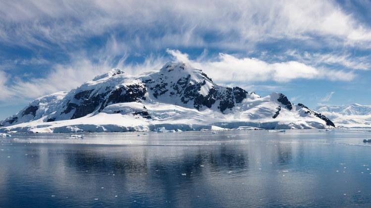 Тур в Антарктиду