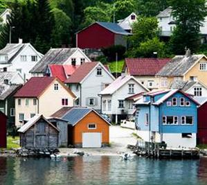 Круиз по фьордам Норвегии из Киля