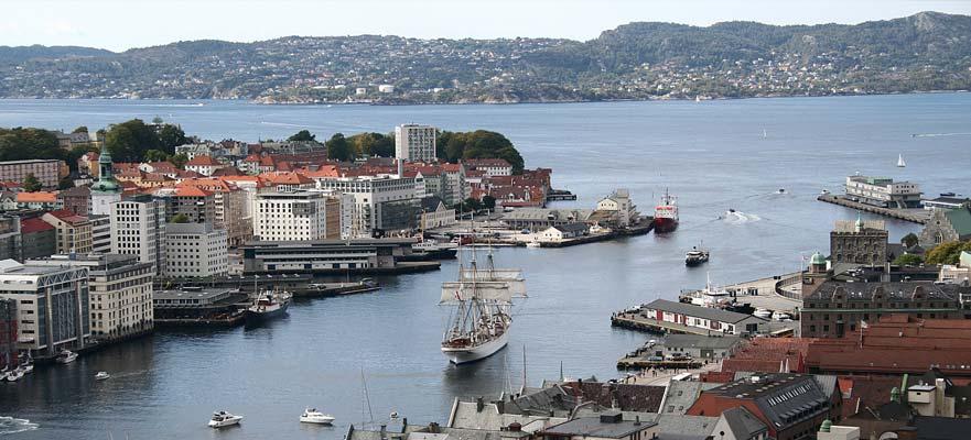 Круїз по фьордах Норвегії з Амстердаму
