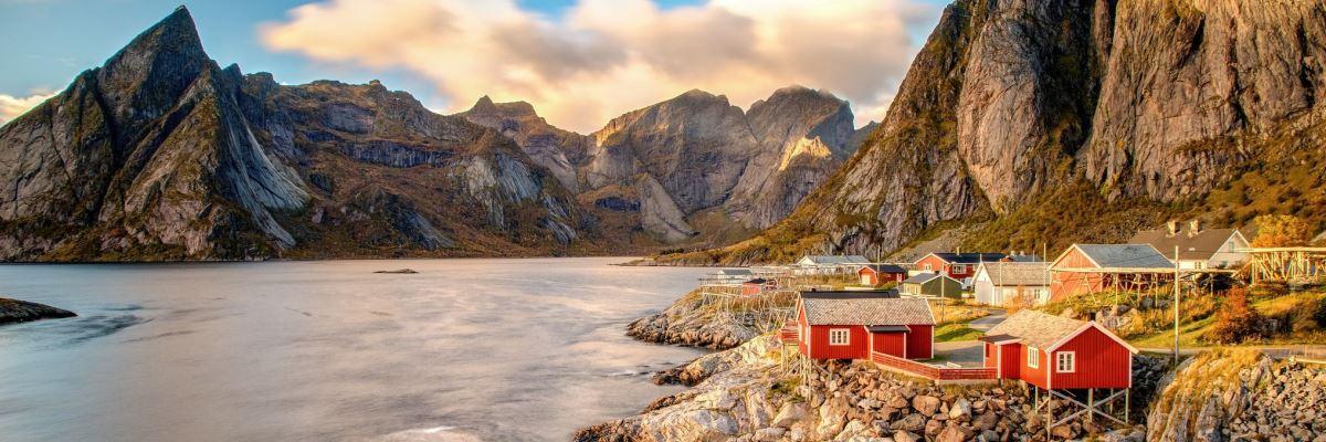 Каталог рибальських баз Норвегії