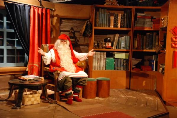Поездка в Деревню Санта Клауса