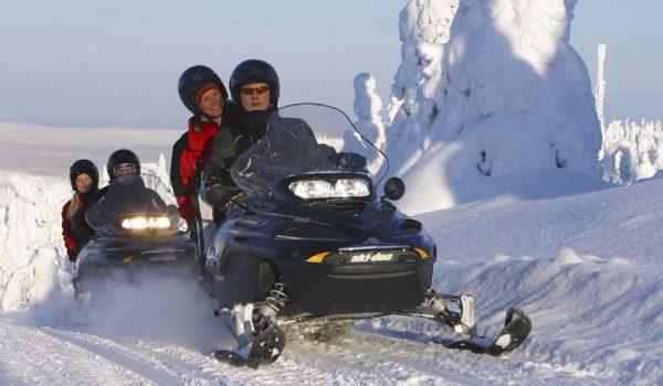 Гірськолижний тур в Леві на Різдво