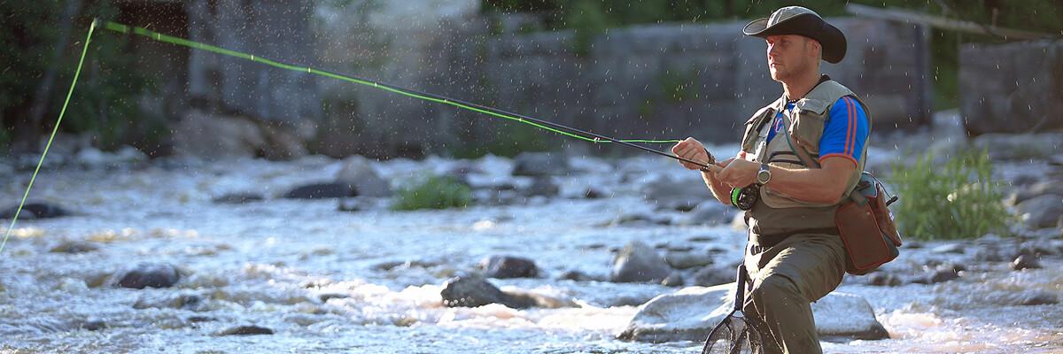 Трофейна рибалка на півночі